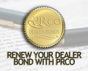 Dealer Bonds